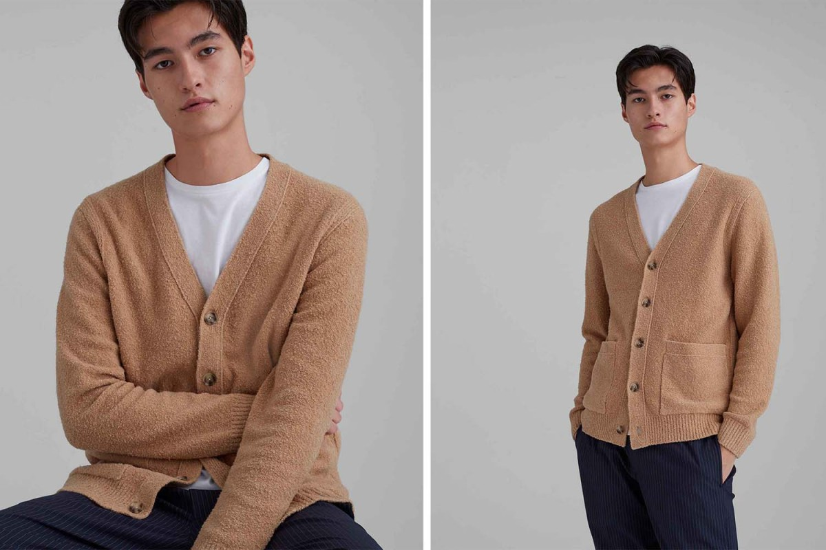 Deal: Take 25% Off All Sweaters at Club Monaco