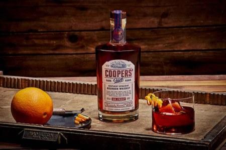 Coopers' Craft Boulevardier