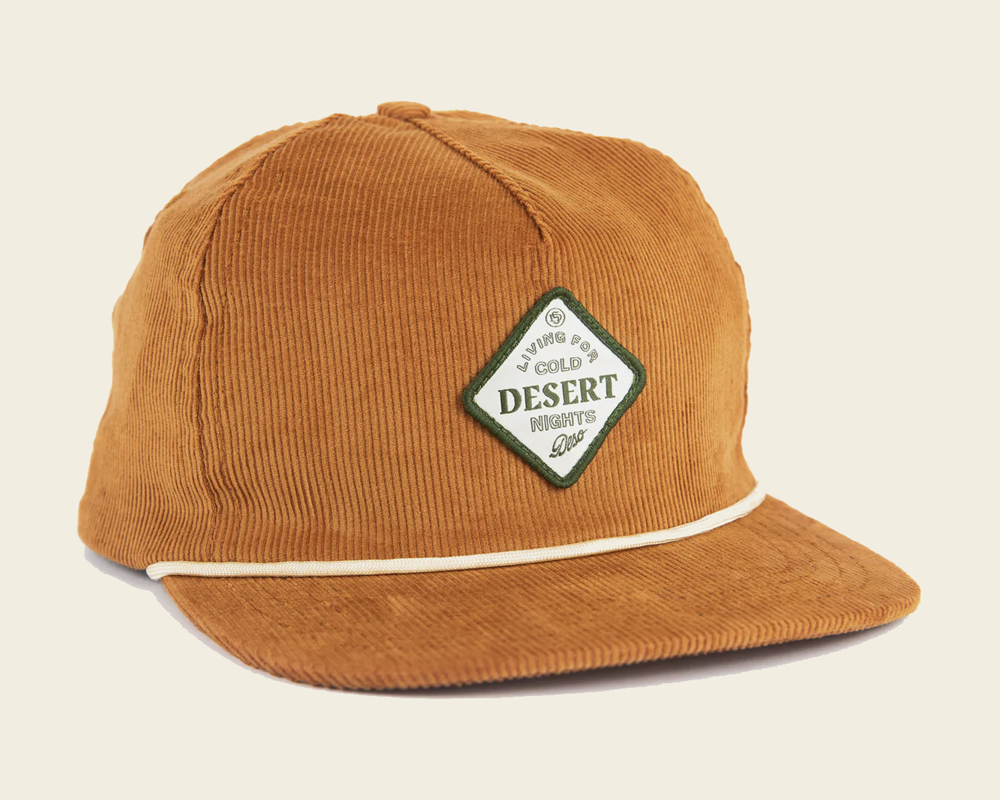 Deso Supply Co. Desert Nights 5-Panel Hat