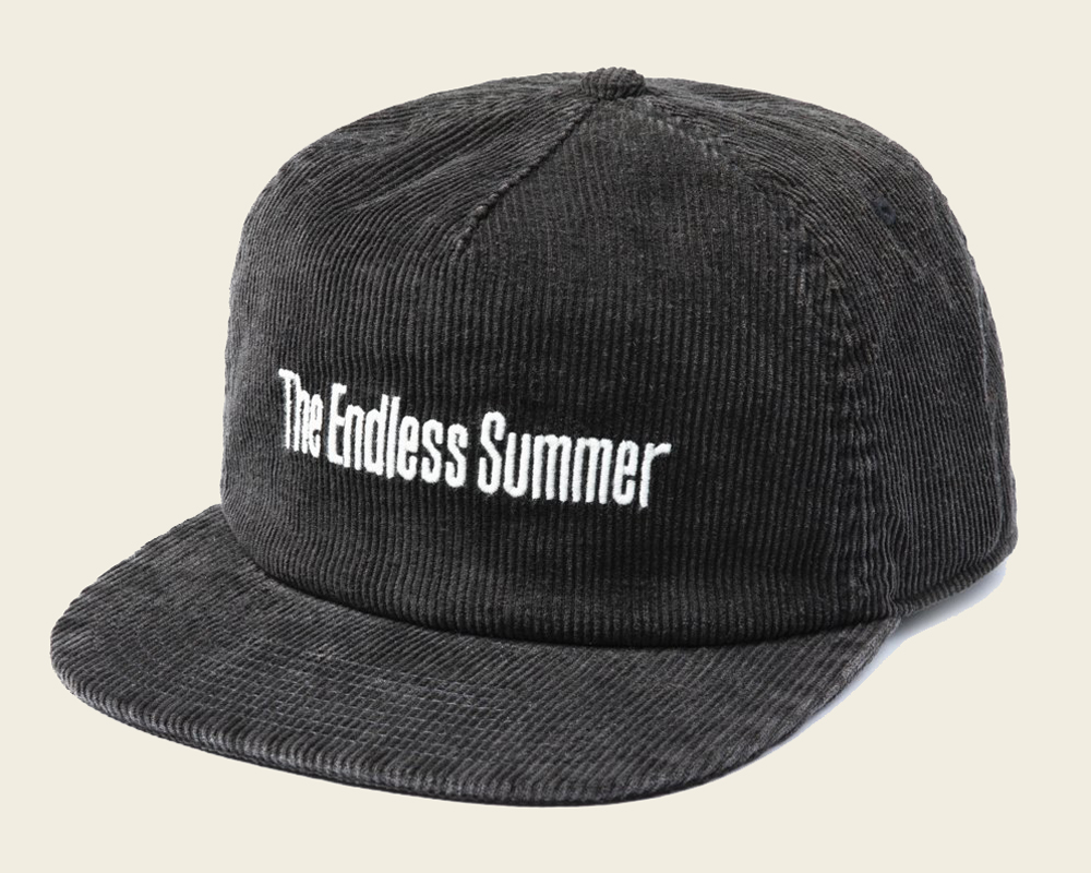 Outerknown The Endless Summer Cord 5-Panel Hat