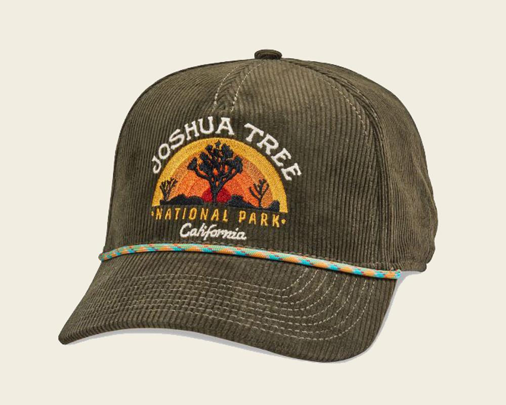 American Needle Joshua Tree Corduroy Palmer Hat