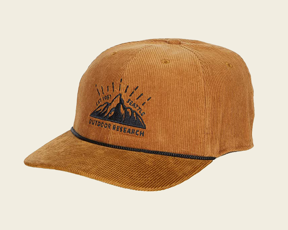 Outdoor Research Heritage Cord Trucker Cap