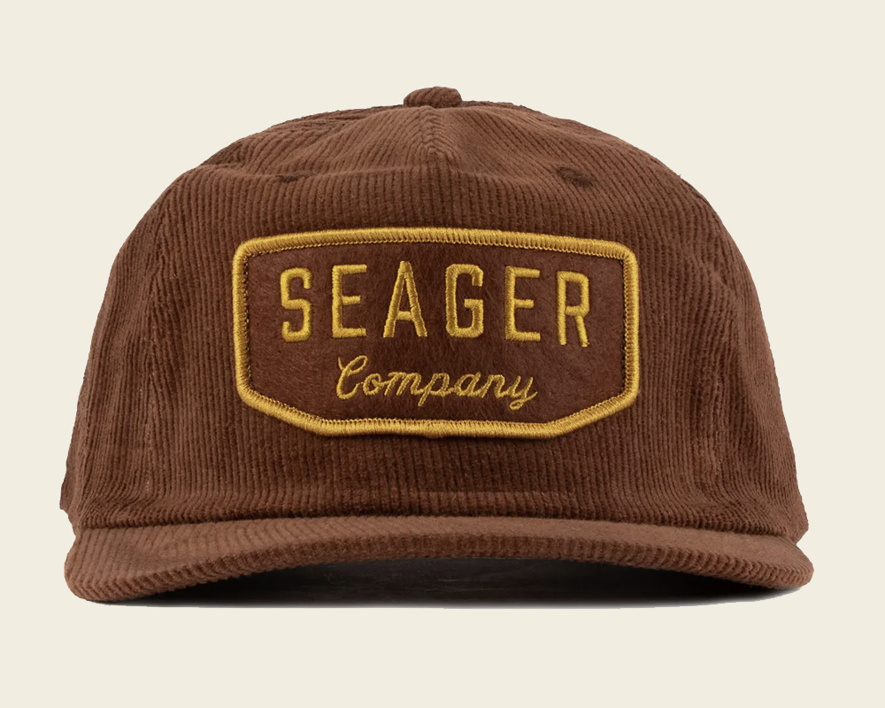 Seager Co. Wilson Corduroy Snapback
