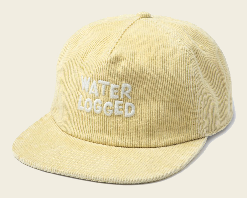 Outerknown Water Logged Cord 5-Panel Hat
