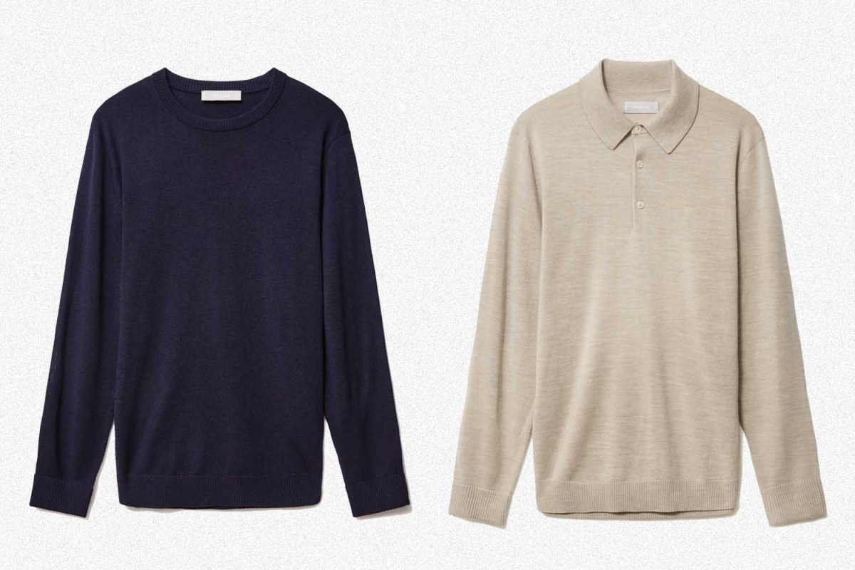 Get Comfy With Everlane's New Ultra-Fine Merino Basics