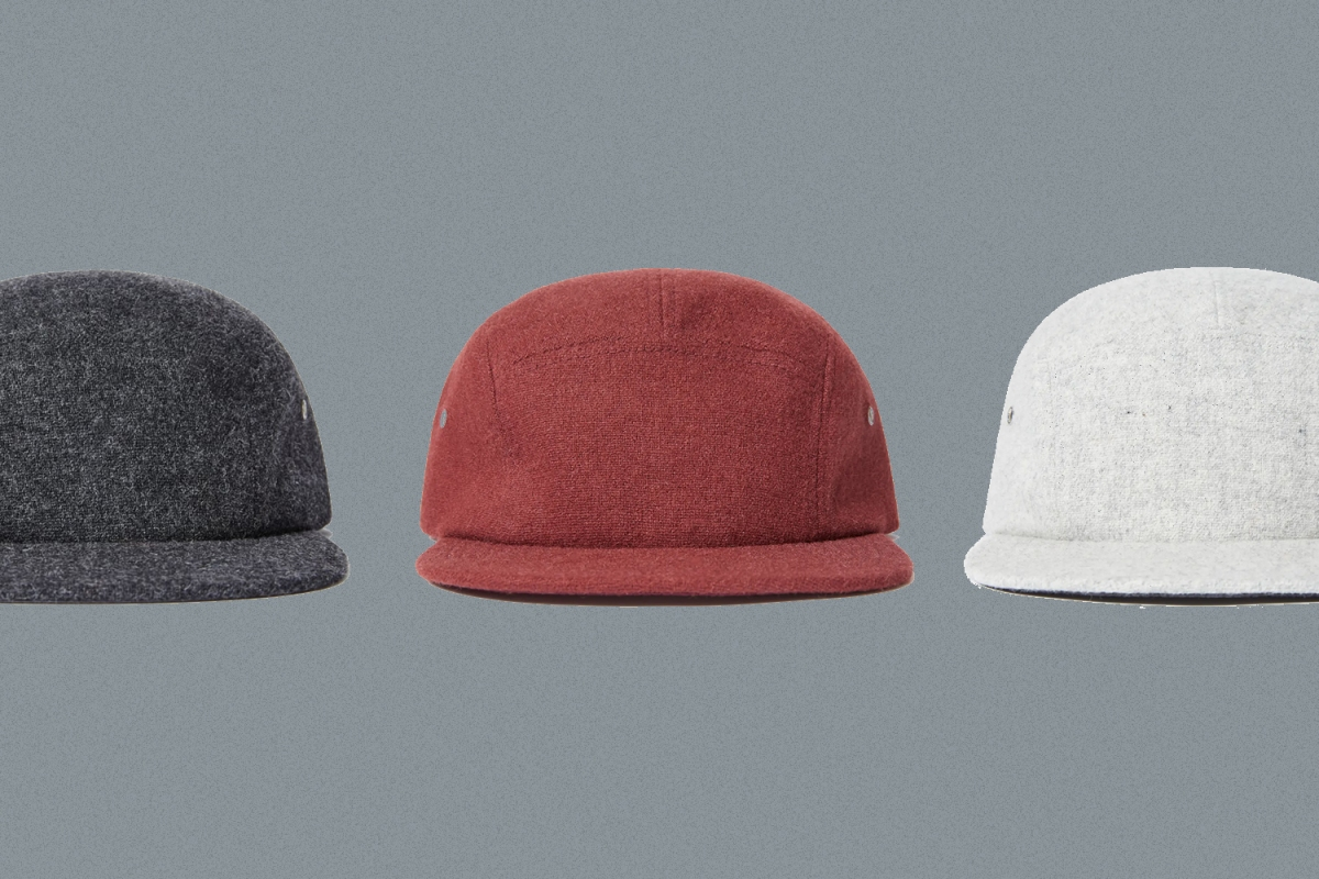 Everlane's Wool Five-Panel Cap Is the Perfect Cold-Weather Companion