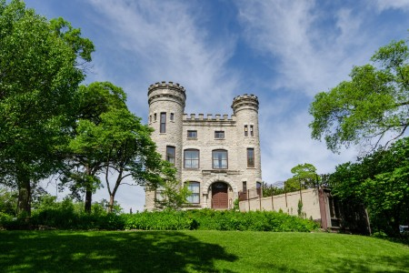 given castle open house