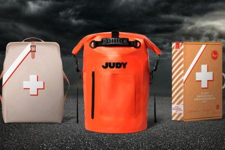 Disaster prep gear