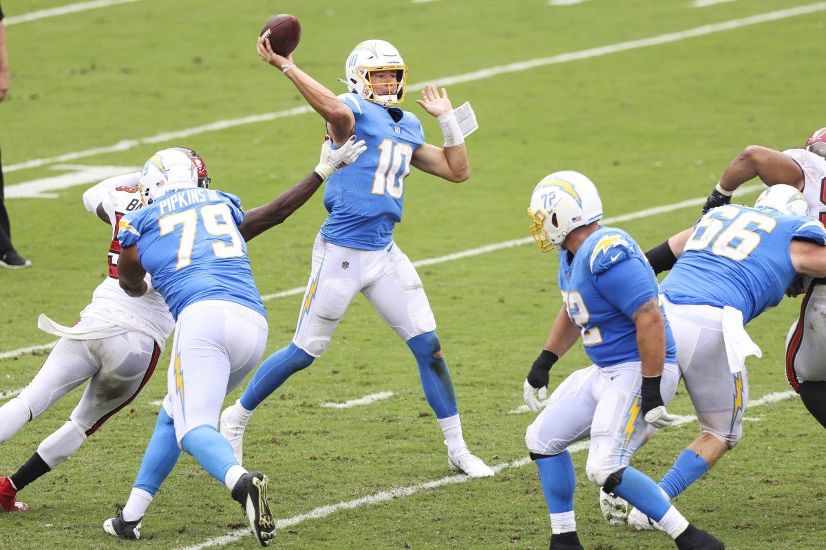 Justin Herbert's Week 4 Breakout in NFL