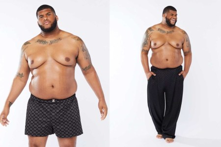 Rihanna's Underwear Company Reminds the Internet That Big Men Are Sexy Too