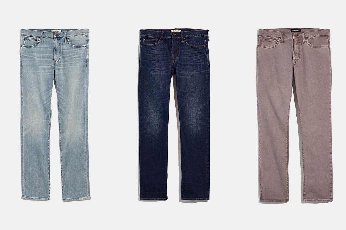 Deal: All Madewell Jeans Are $75 During the Brand's Denim Sale