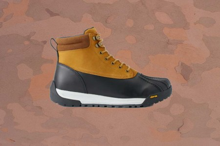 Meet Huckberry's New and Improved All-Weather Duckboot