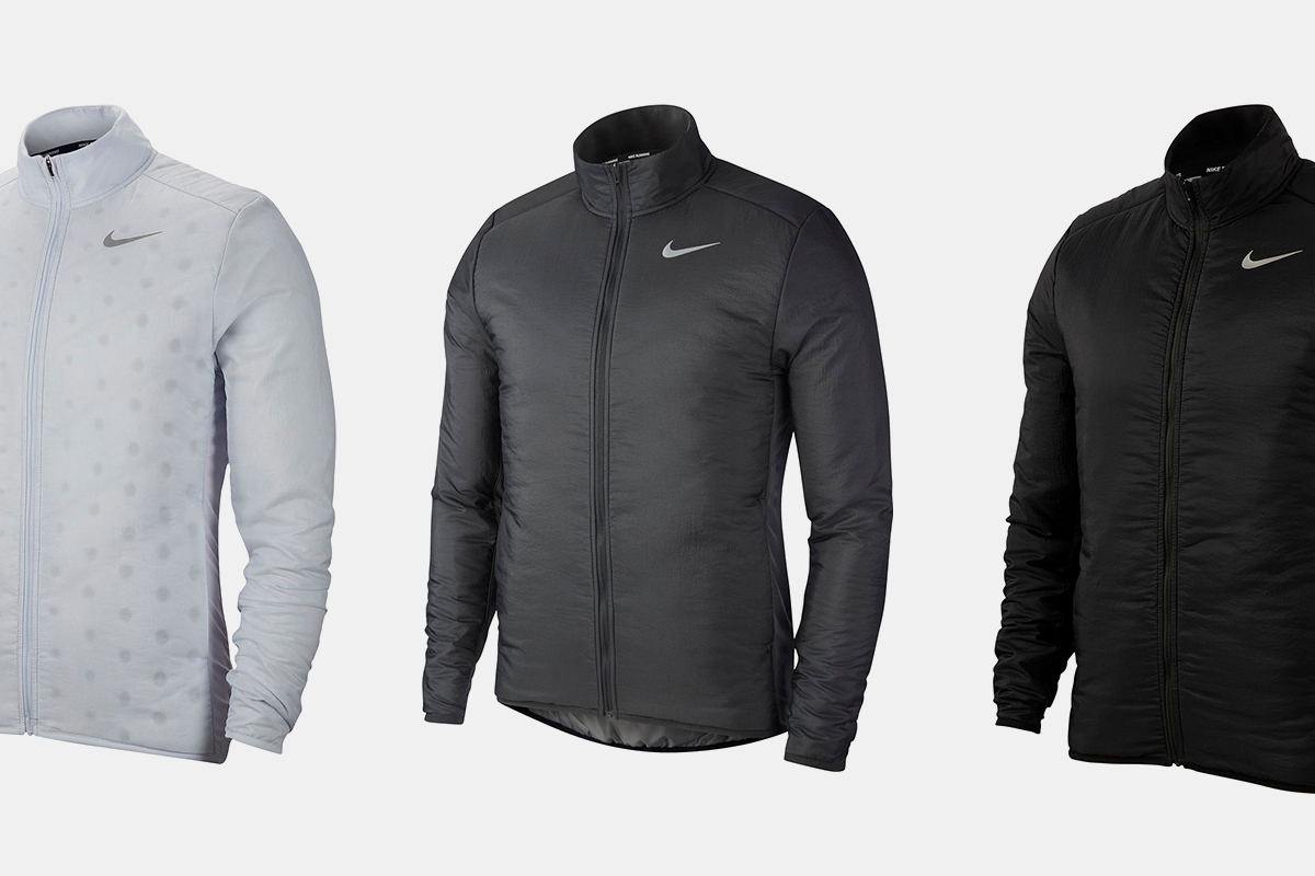 nike running jackets