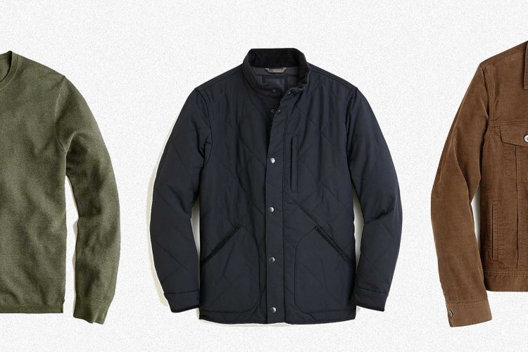 Deal: Fall Outerwear Is Heavily Discounted at J.Crew Right Now