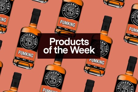 "Products of the Week: Pumpkin Whiskey, ""Self Dye"" Reeboks and a USPS Collab"