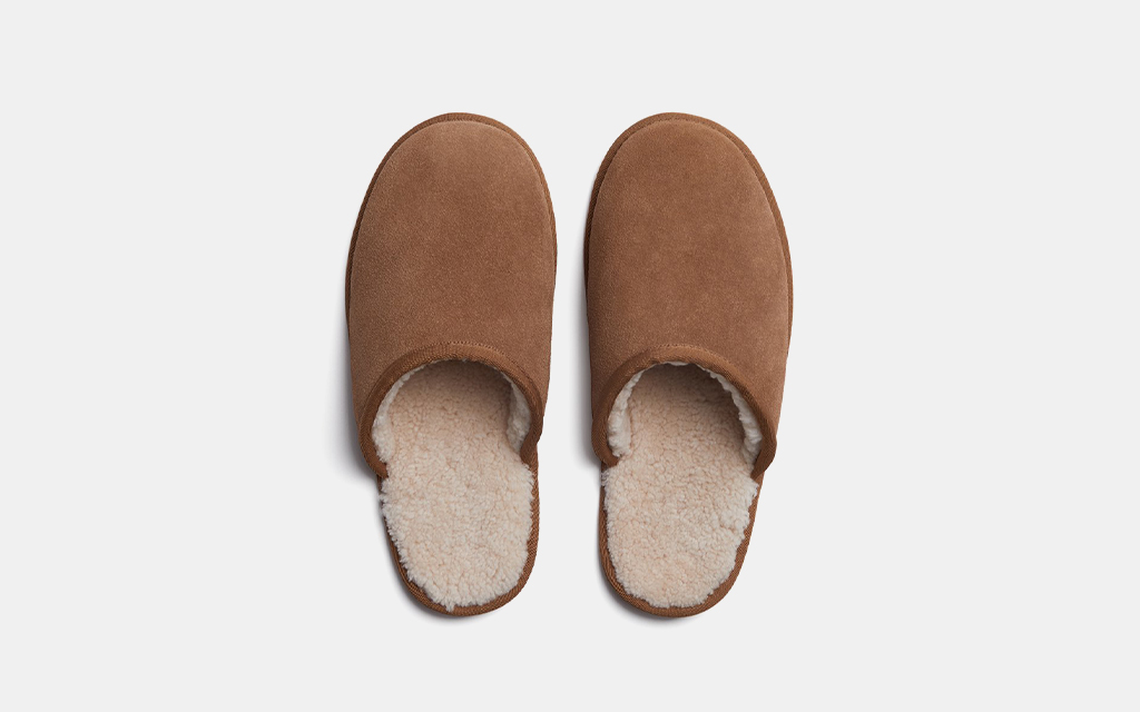 Parachute Home Suede Slippers