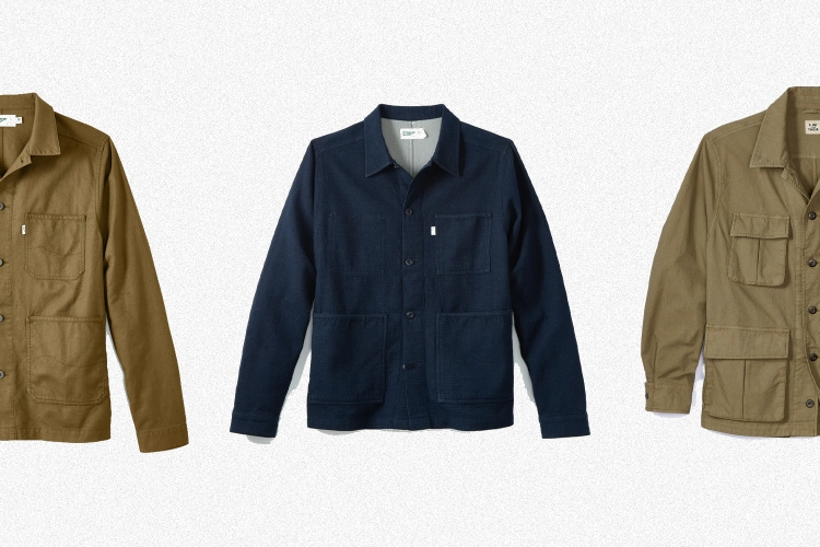 Deal: All the Fall Outerwear You Need Is on Sale at Huckberry