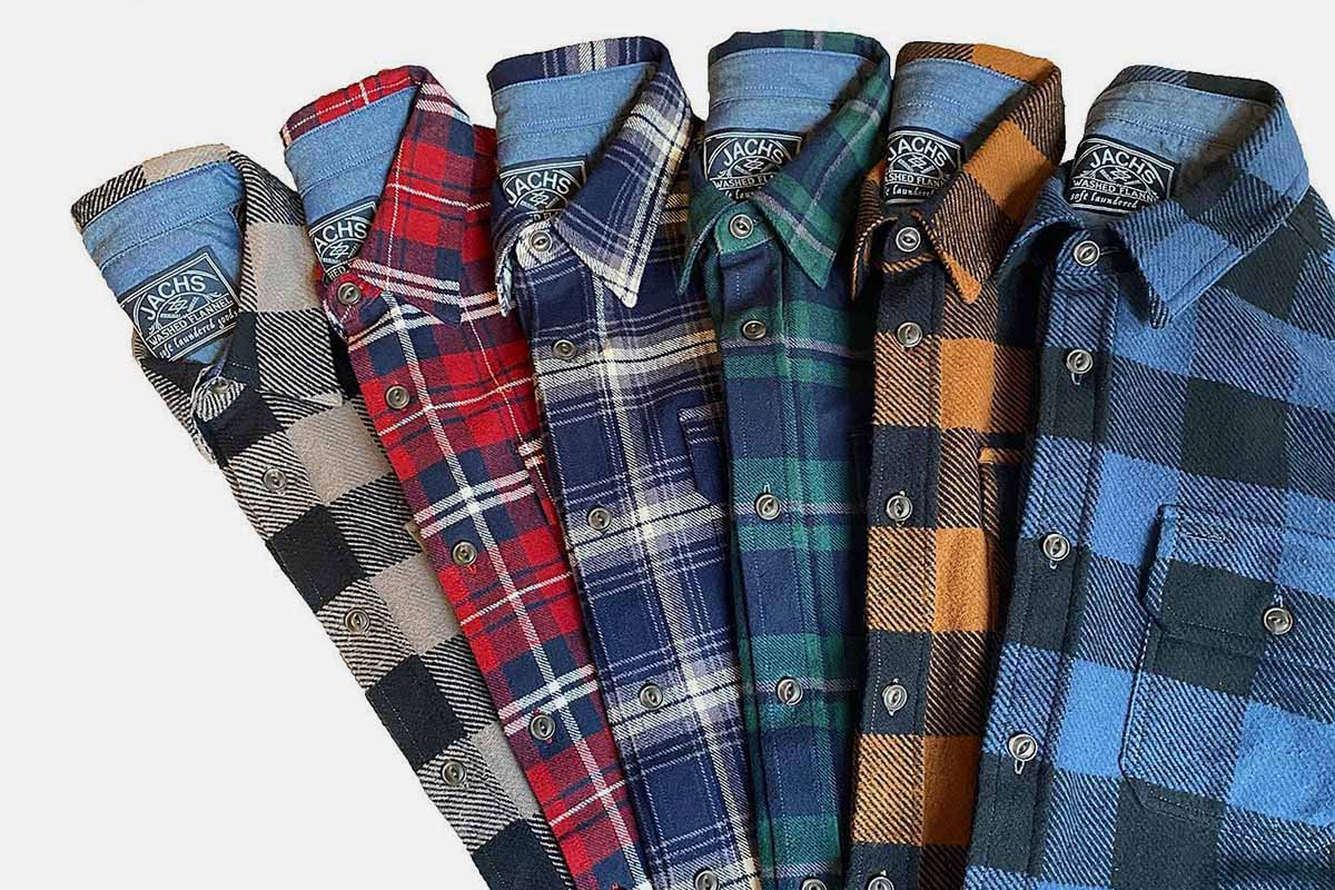 Jachs flannels on sale