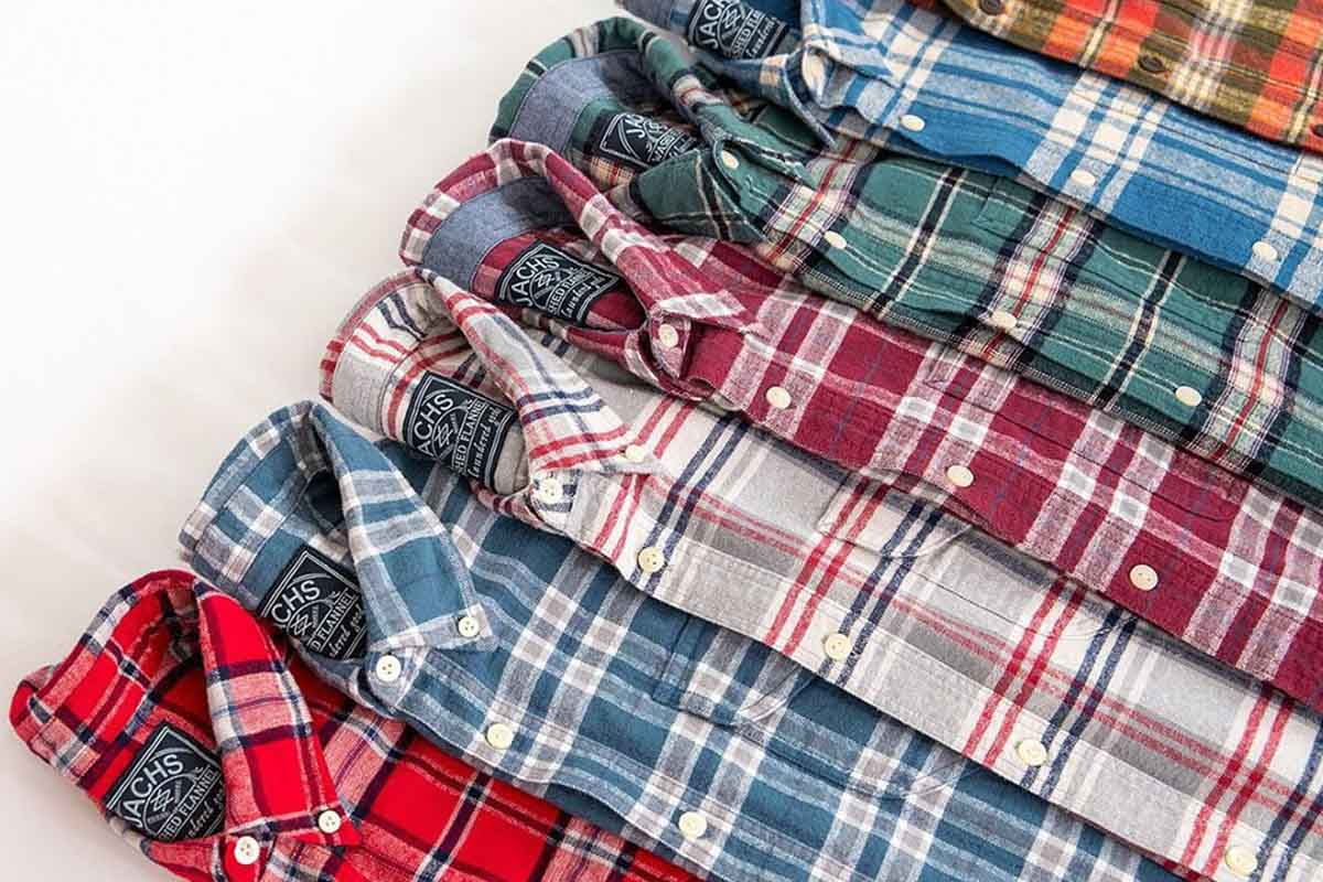 Jachs flannels are on sale