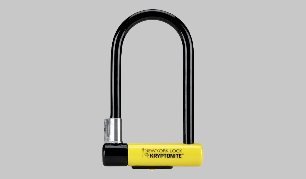 Kryptonite New York U Lock