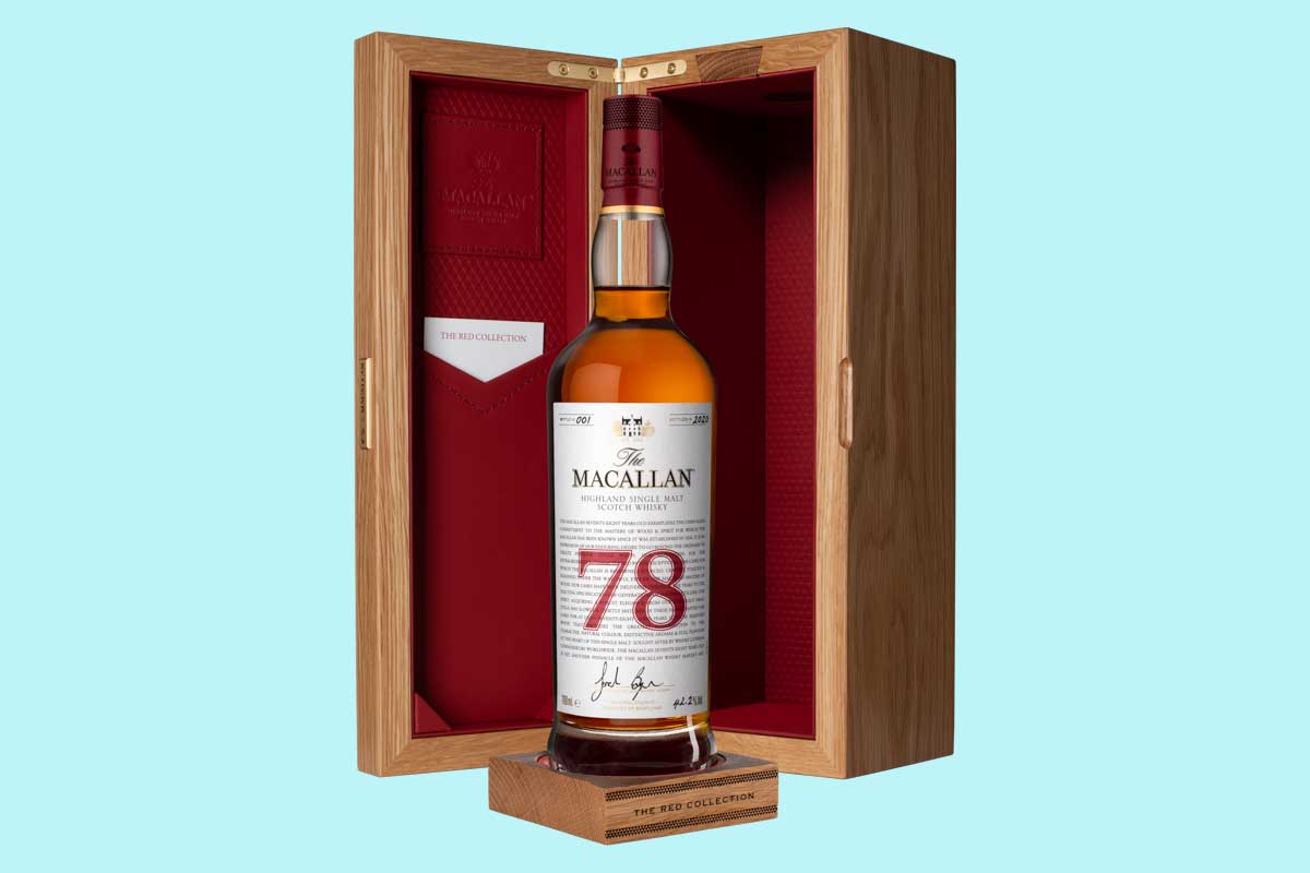 The Macallan 78 is up for auction