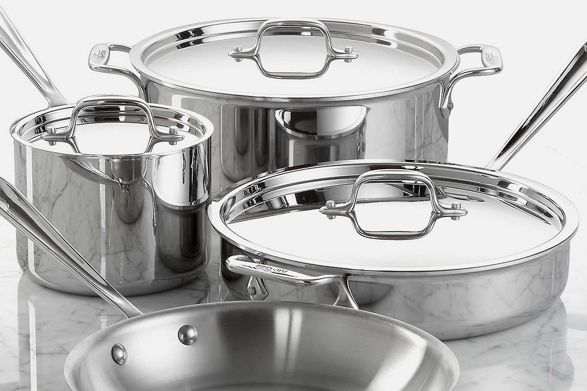 All-Clad cookware on sale at Macy's
