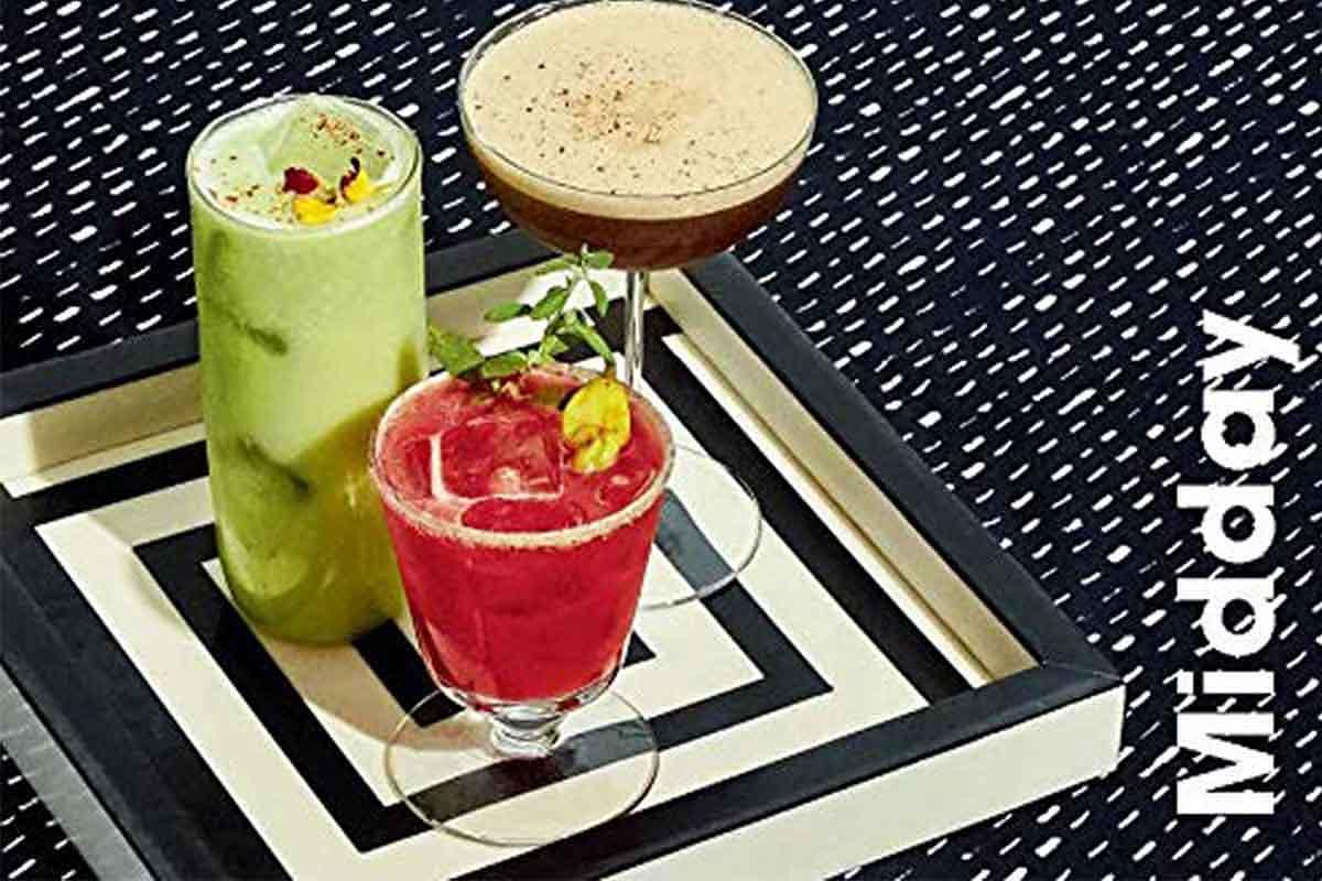 Good drinks by Julia Bainbridge
