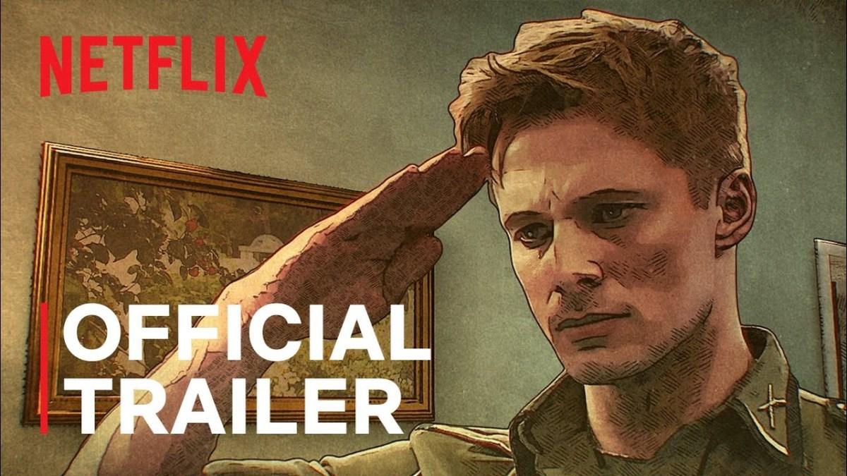 """The Liberator"" trailer"