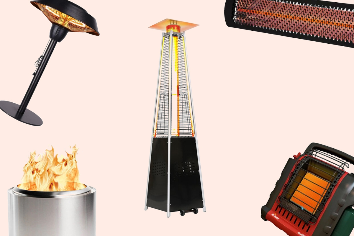 Yes, You Can and Should Buy One of Those Restaurant-Style Patio Heaters