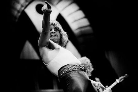 Ozzy Osbourne On Stage