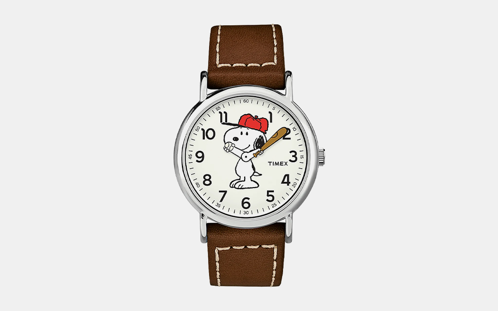 Timex Snoopy Watch