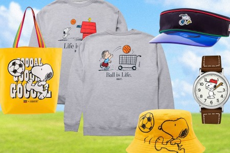 Snoopy and Peanuts clothing