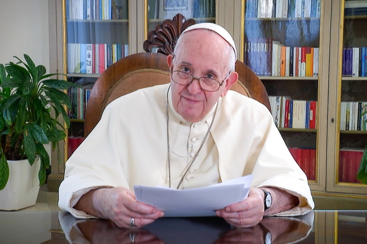 Pope Francis Climate Change TED Talk