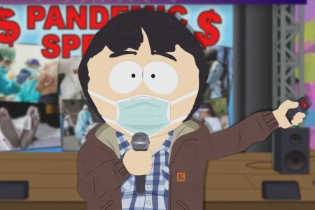 randy marsh pandemic
