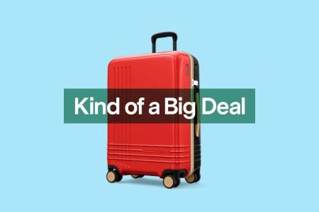 ROAM Luggage Sample Sale