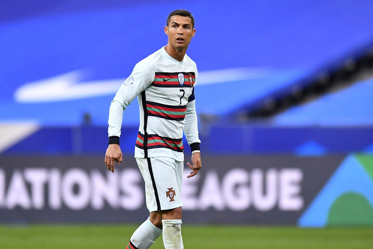 Cristiano Ronaldo Leaves National Team After Testing Positive for COVID-19