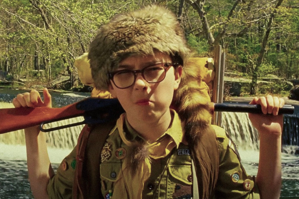 "Sam Shakusky in ""Moonrise Kingdom"""
