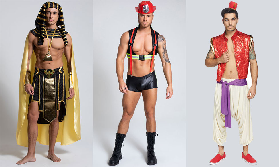 yandy men's costumes