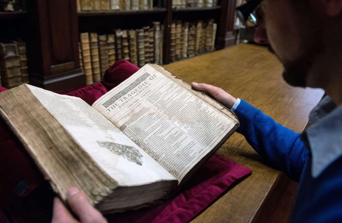 Shakespeare's First Folio