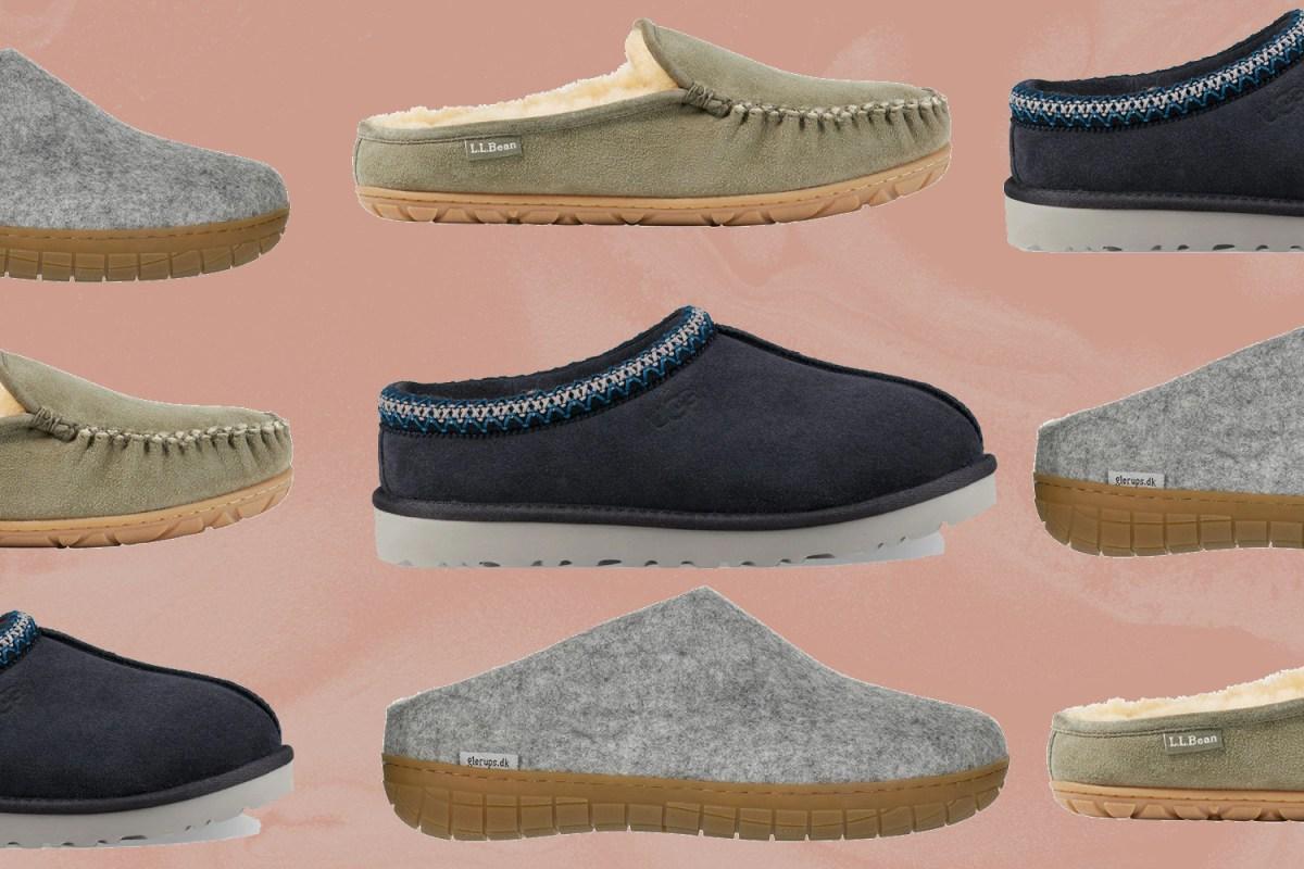 Best Fall Slippers for Men
