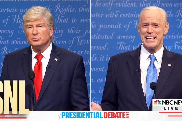 SNL debate sketch