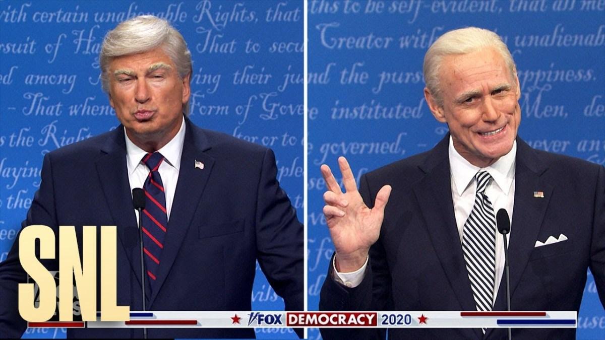 SNL Debate