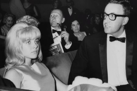 Sue Lyon And Peter Sellers