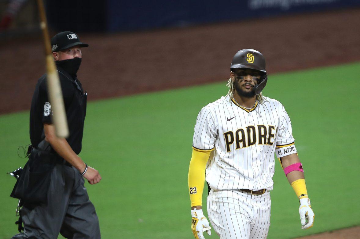 See Padres Star Fernando Tatis Jr's Epic Bat Flip in Win Over Cardinals
