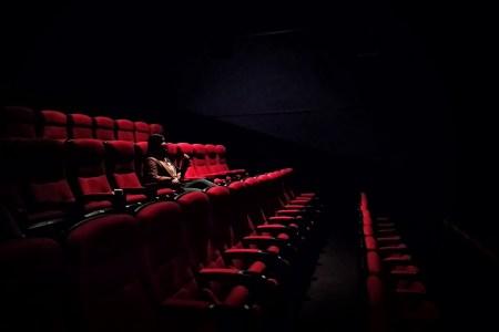 rent private movie theater
