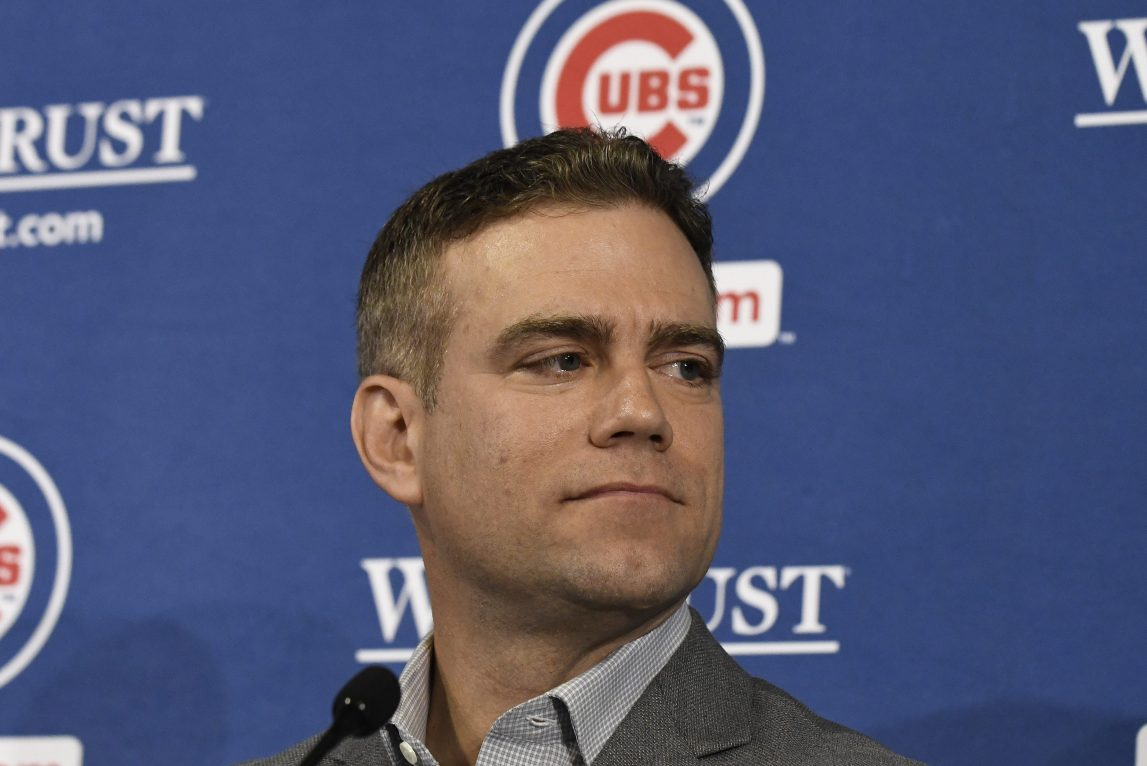 Theo Epstein Hints Time With Chicago Cubs Is Coming to an End