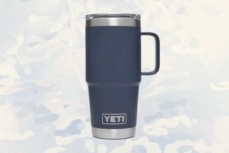 YETI Just Dropped a Seriously Leak-Proof New Travel Mug