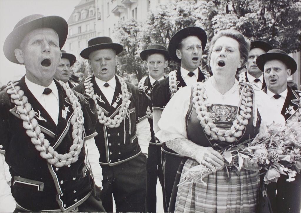 Eidgenössisches Jodlerfest Luzern, 1962