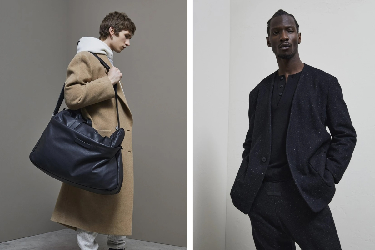 Ermenegildo Zegna and Fear of God Marry Streetwear and Tailoring for Their Latest Collab
