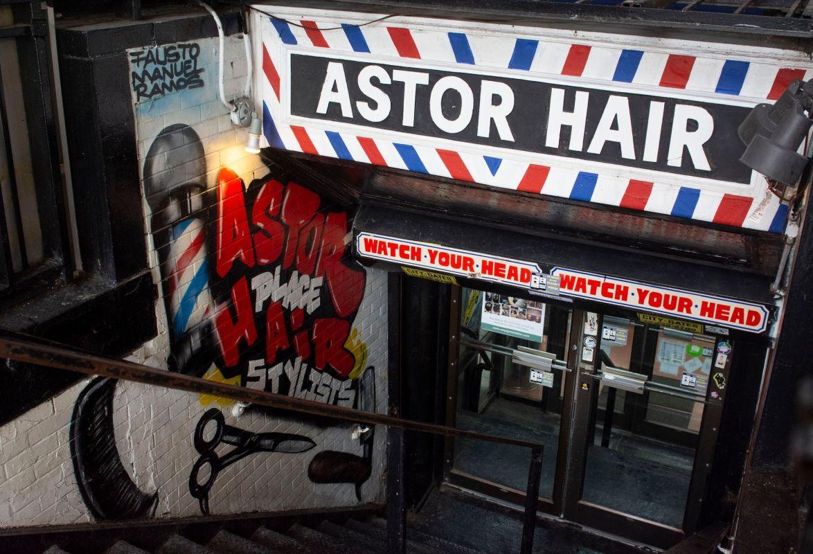 Astor Hair